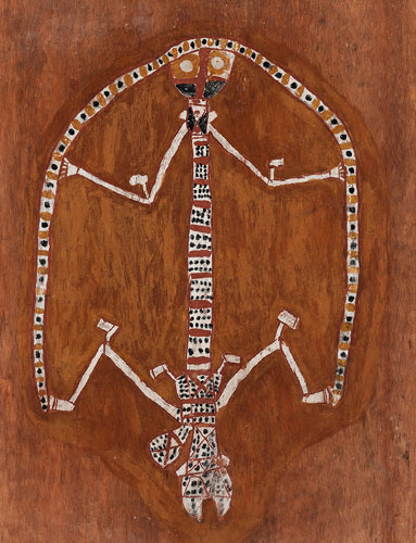 Sotheby's Aboriginal Art Auction