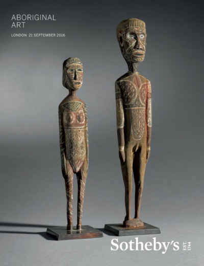 Aboriginal Art Auction London-2016
