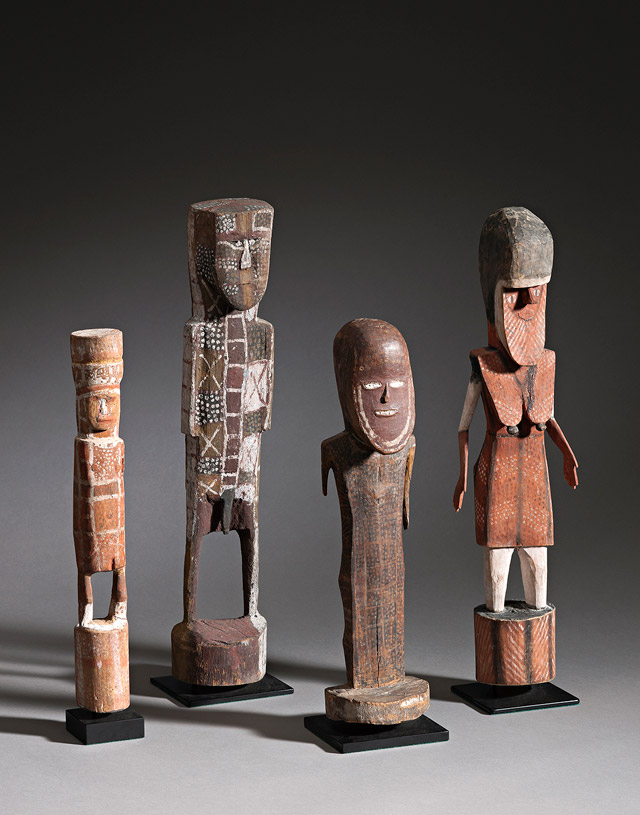 Tiwi Sculpture from the Fiona Brockhoff Collection