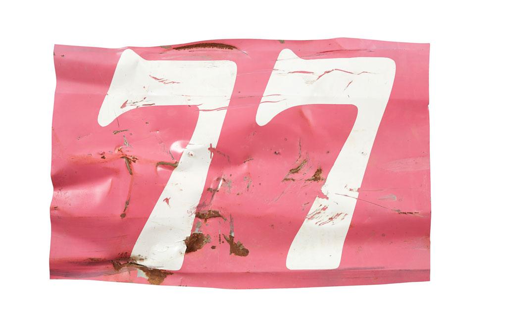 Saskia Folk Pink 77 Slide