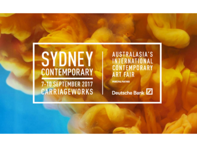 Sydney Contemporary 2017